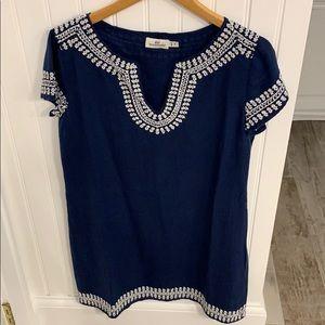 Vineyard Vines Blue Dress
